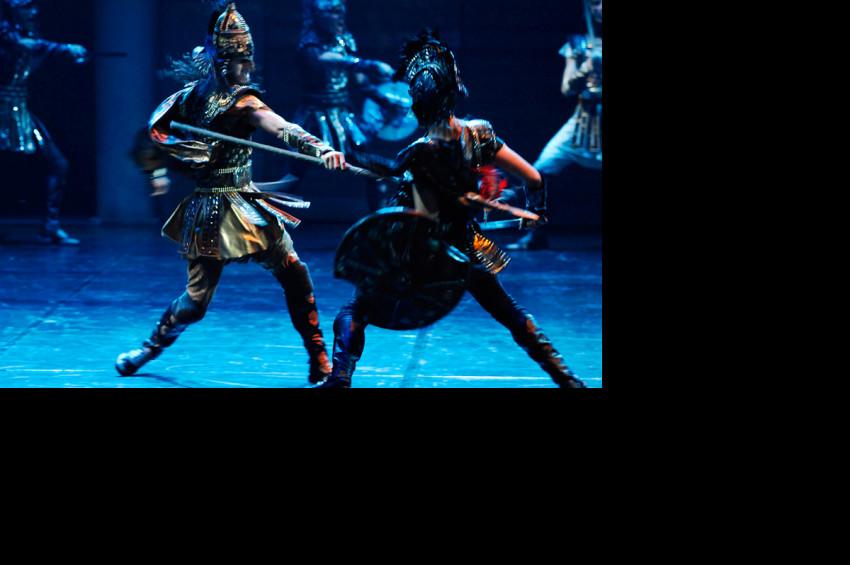 Troya Müzikali dünyayı gezecek