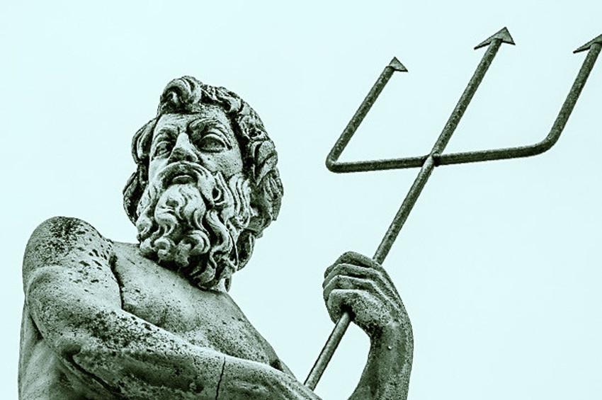 Denizlerin ve atların tanrısı: Poseidon