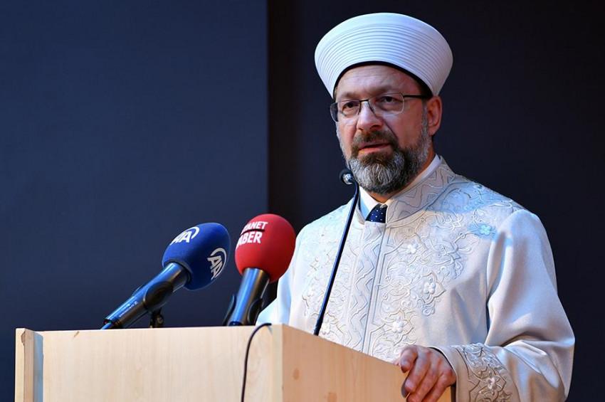 Prof. Dr. Ali Erbaş: İslam denge dini