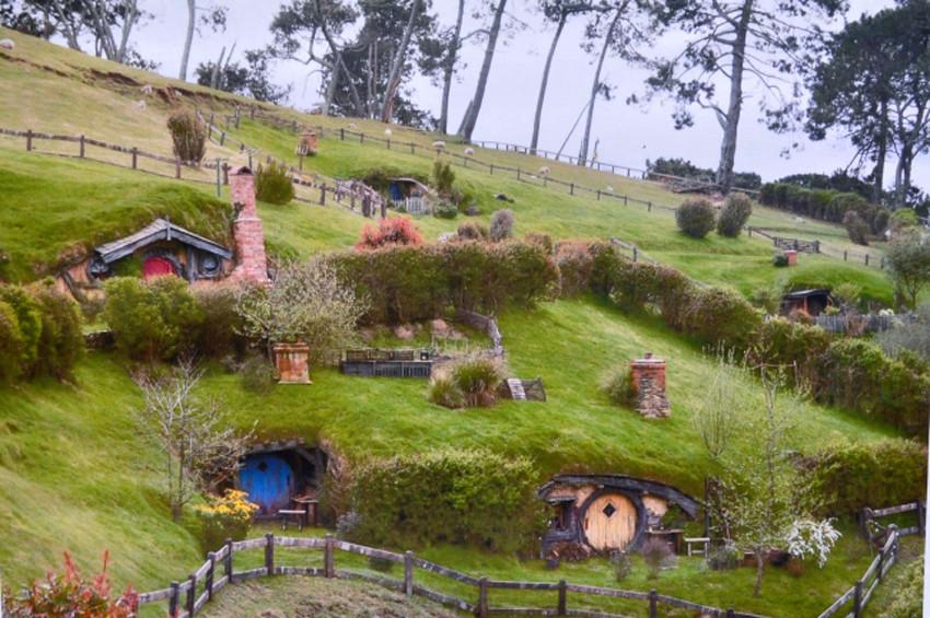 Sivasta Hobbit Köyü kuruldu