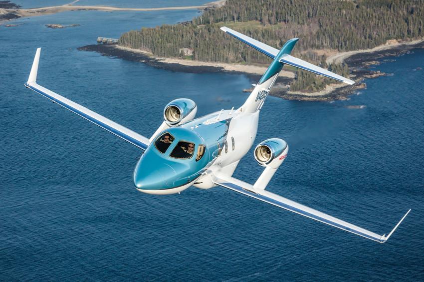 Yeni HondaJet Elite daha uzaklara uçabiliyor