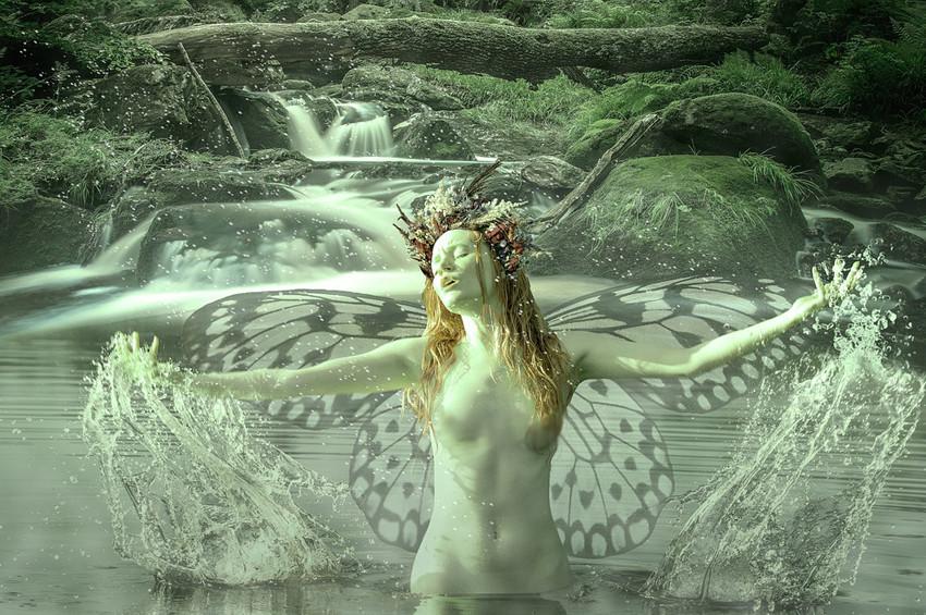 Mitoloji ve doğa ayrılmaz bir bütündür