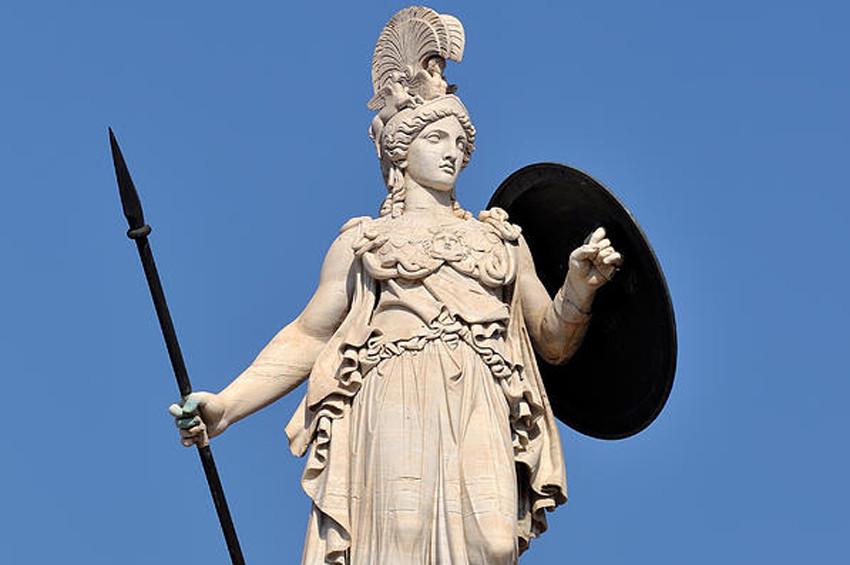 Atinanın Tanrıçası: Athena