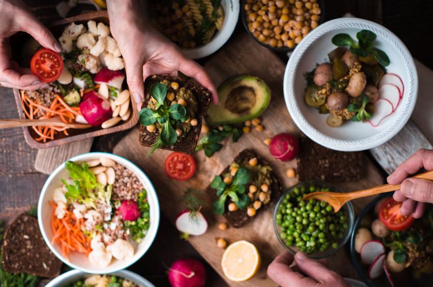 Vejetaryen Beslenmenin olumlu ve olumsuz etkileri
