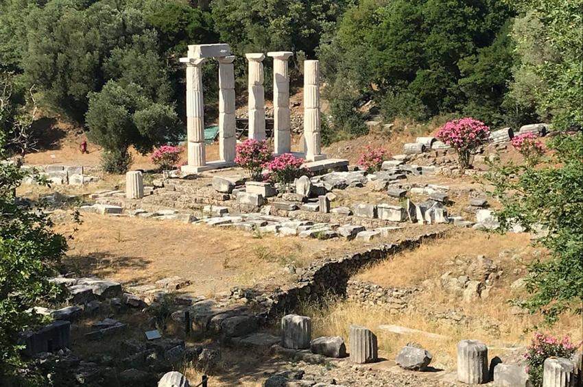 Atlantis'in Batışından Sonra Kurulan İlk Tapınak