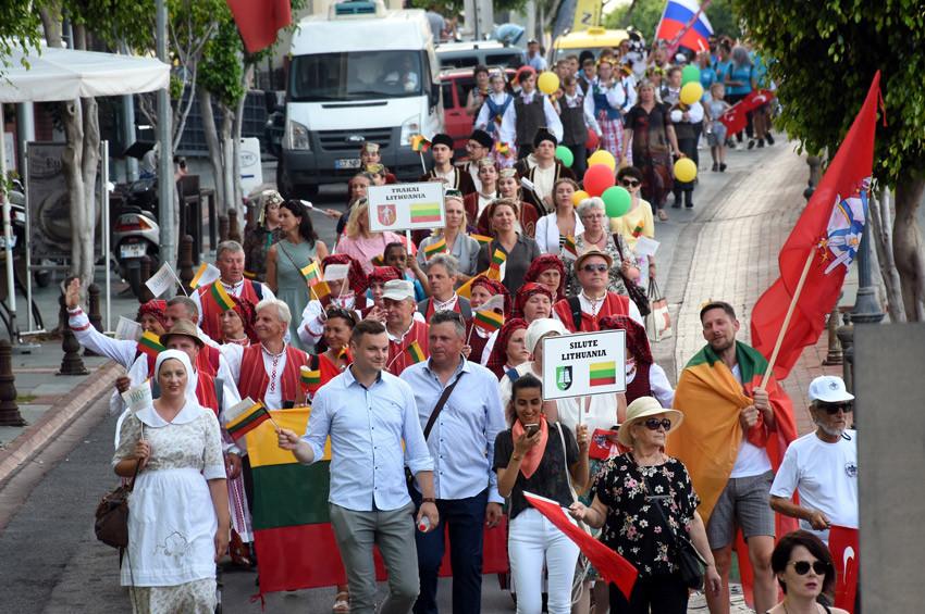 18. Alanya Uluslararası Turizm ve Sanat Festivali başladı
