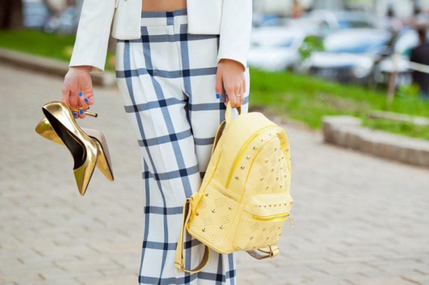 Desenli pantolonların trendi yükseliyor