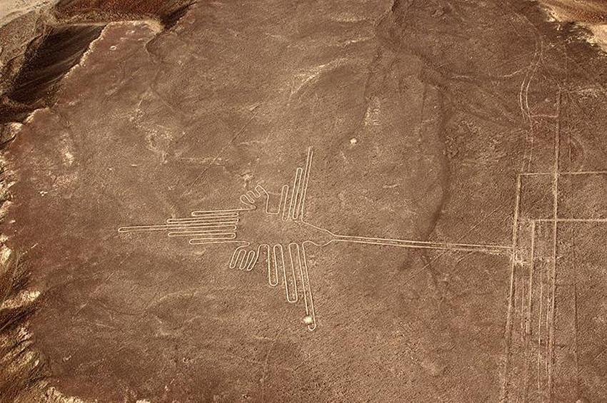 Peruda 25 yeni Nazca Çizgisi keşfedildi