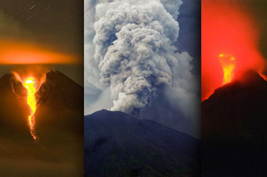 En tehlikeli yanardağlar