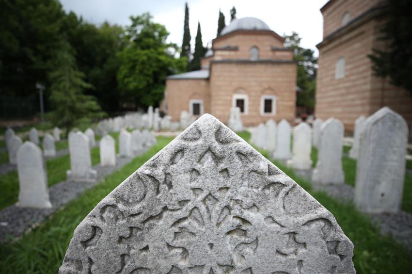 Muradiye Külliyesi ve Mezar Taşları Müzesi