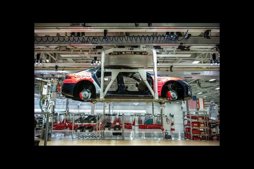 Tesla, ABD dışı ilk fabrikasını Şanghayda açacak