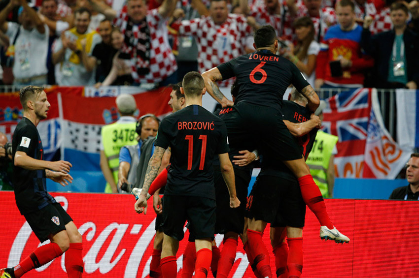 Dünya Kupasında Finalin adı: Hırvatistan- Fransa