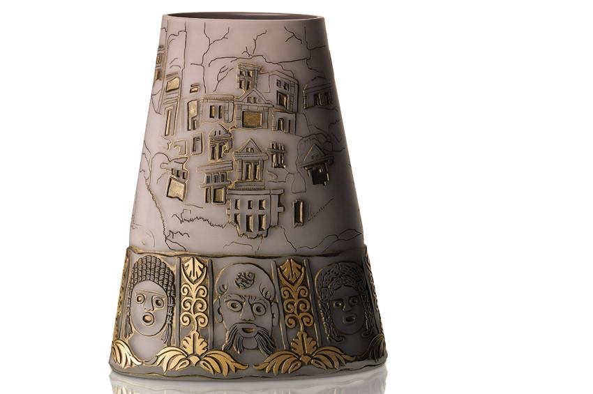 Paşabahçe Mağazalarından Myra Antik Vazo