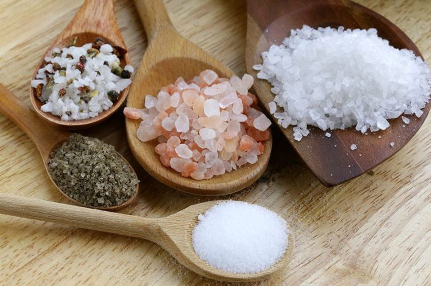 Vücut sağlığı için su ve tuz şart