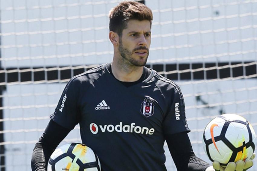 Beşiktaşın kalecisi Fabri  Fulhama transfer oldu