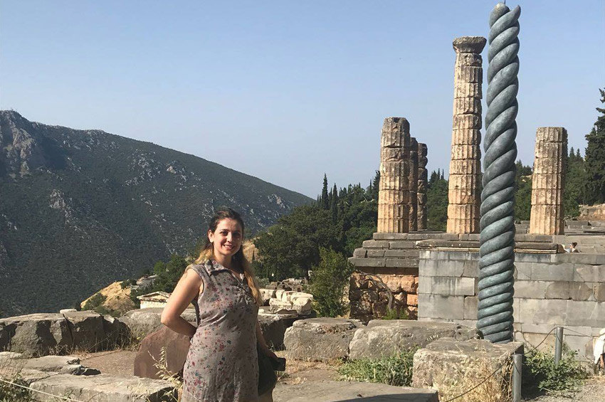 Delphi Tapınağının ünlü kehanetleri ve rüyam