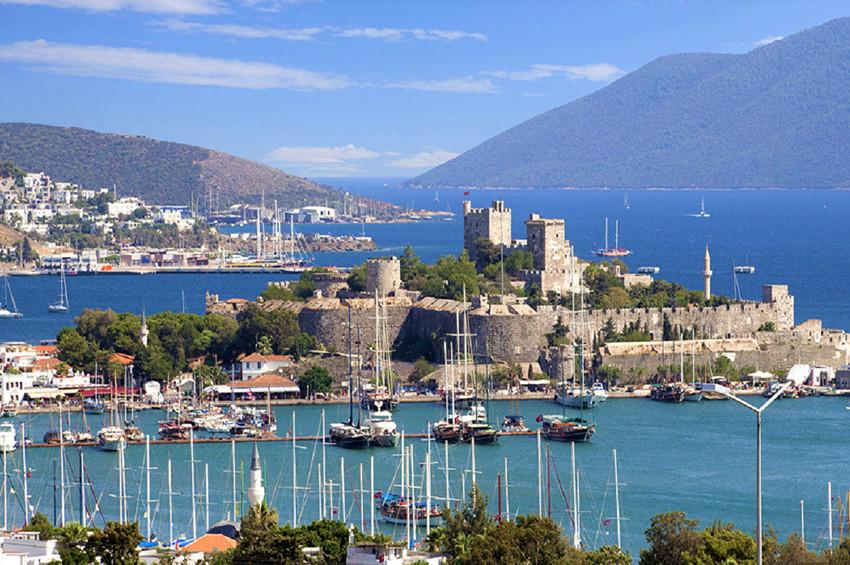 Yaz aylarında en popüler 10 tatil yeri