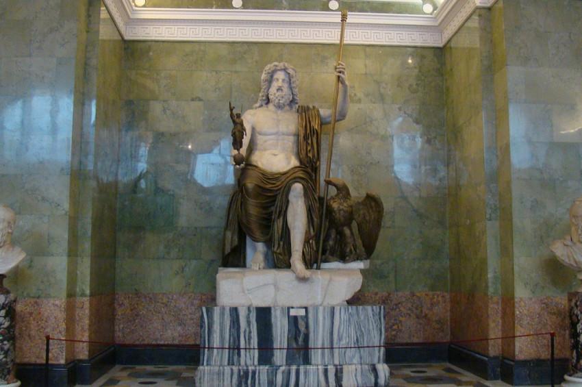 Zeusun kadınları ve çocukları