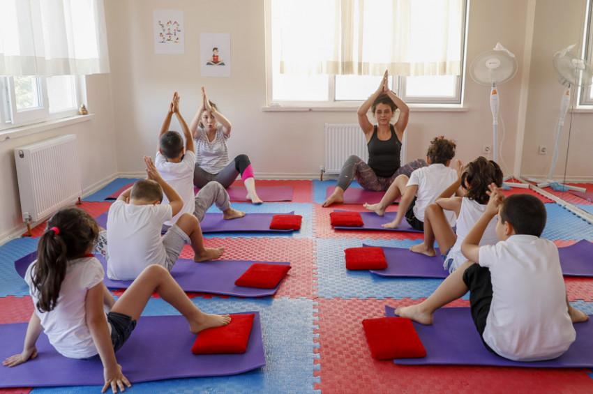 Yoga ve duyu bütünleme terapisi