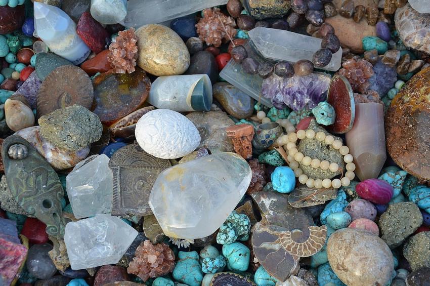 Stres ve öfke kontrolüne yardımcı şifalı taşlar