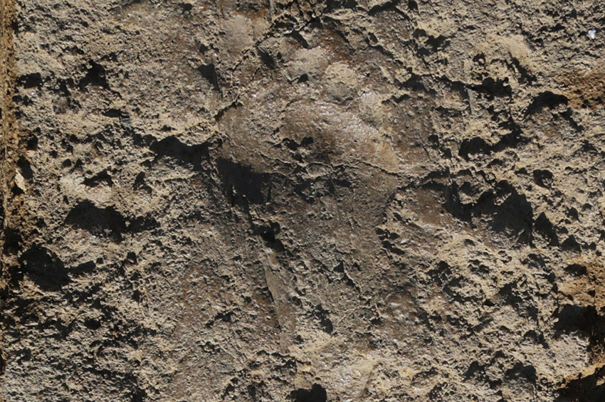 İşte Van Kalesinde bulunan Urartu ayak izi