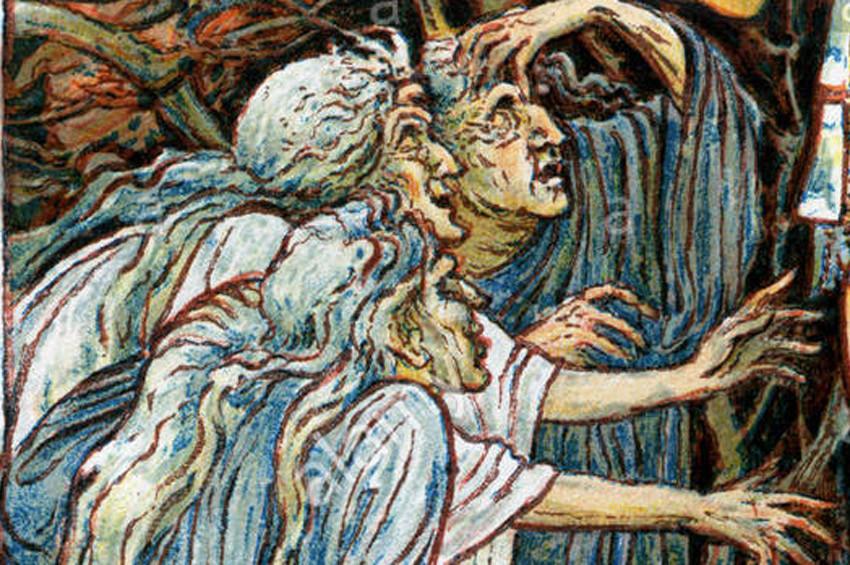 Graialar: Üç Kocakarı