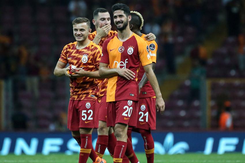 Galatasaray: 1 Göztepe: 0