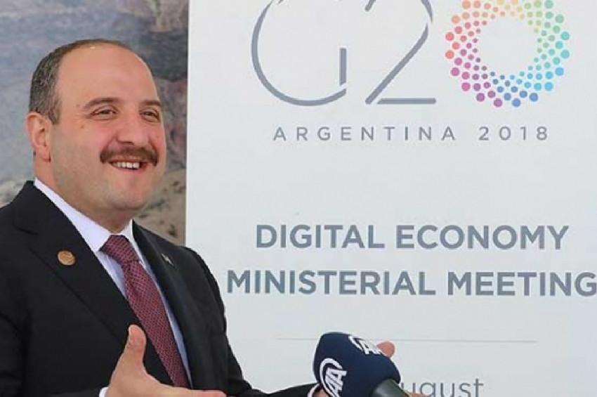 Türkiyenin dijital ekonomi hamlesi