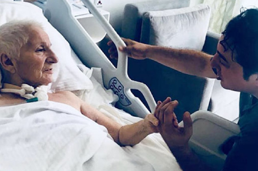 Piyanist Fazıl Sayın annesi Ayşe Gürgün Say vefat etti