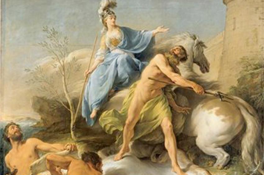 Athena-Pallas: Minerva