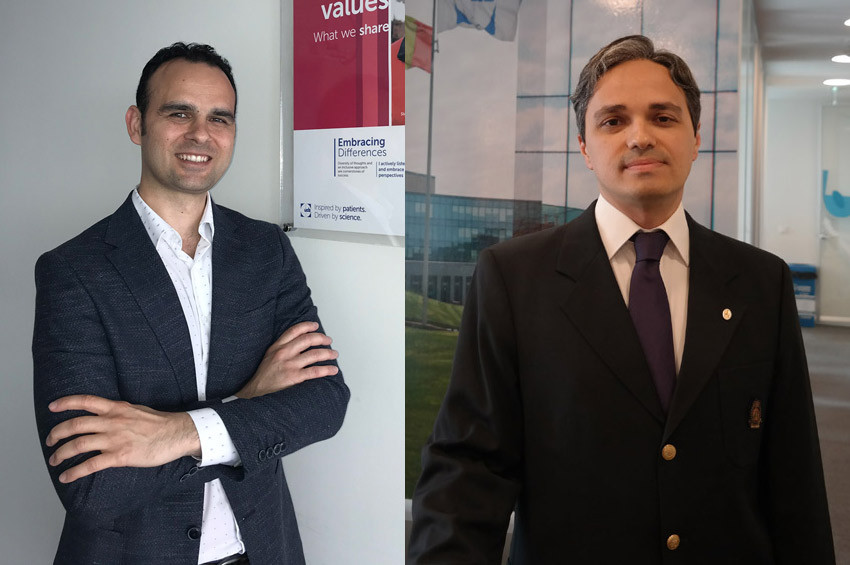 UCB Pharma'da Emre Göllü ve Emrah Arslan yeni görev