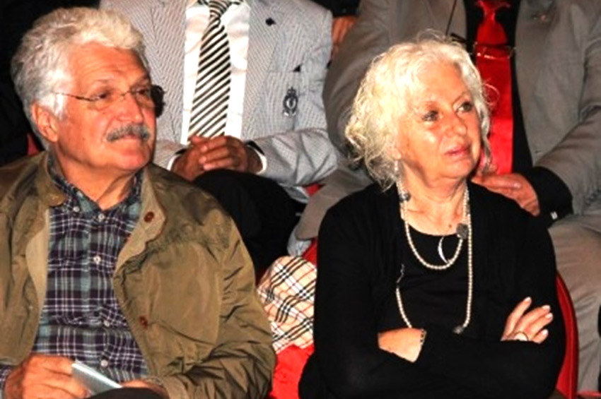 Salih Kalyon'un eşi İnci Kalyon yaşamını yitirdi
