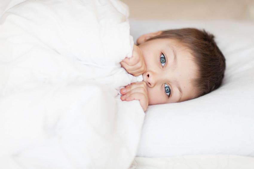 Çocukların uykusunu kaçıran sebepler