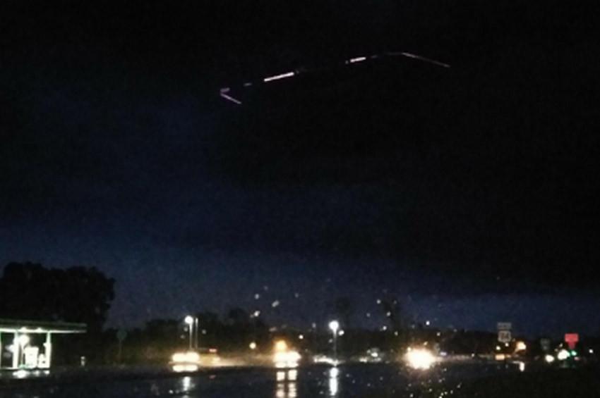 ABDde UFO mu casus uçak mı tartışması