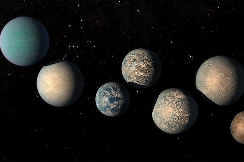 Dünyadan fazla su bulunan gezegenler keşfedildi