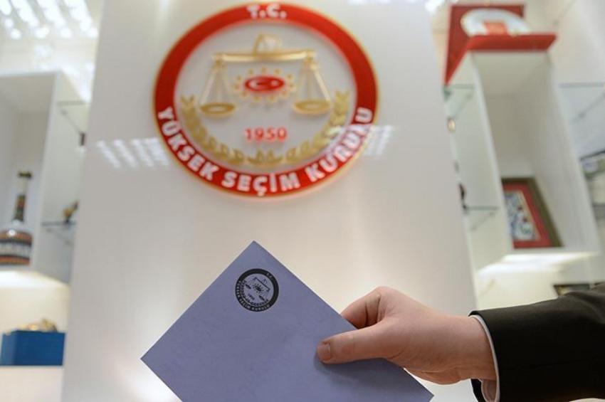 31 Mart 2019 Yerel Seçimleri süreci başladı