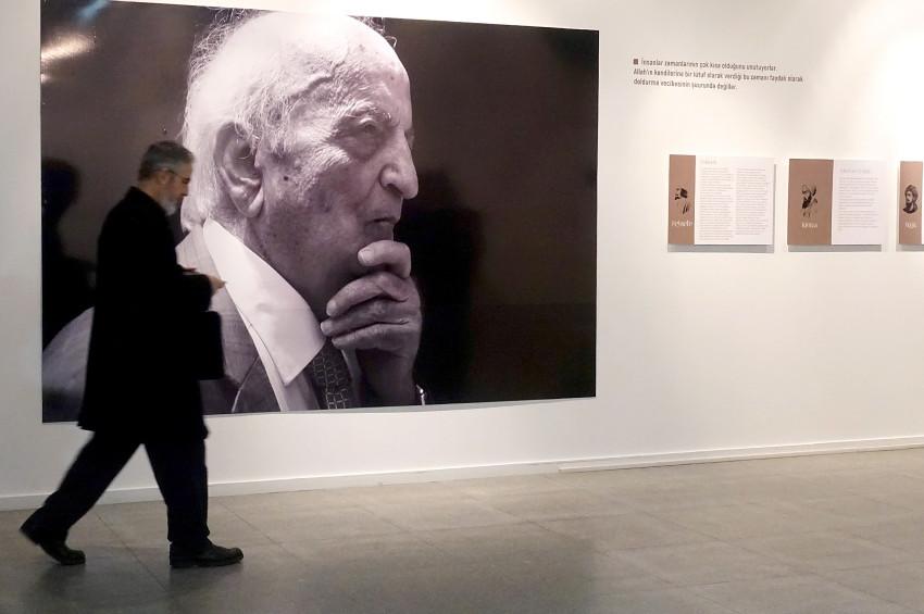 Cennet Kültür ve Sanat Merkezi'nde Kökler sergisi açıldı