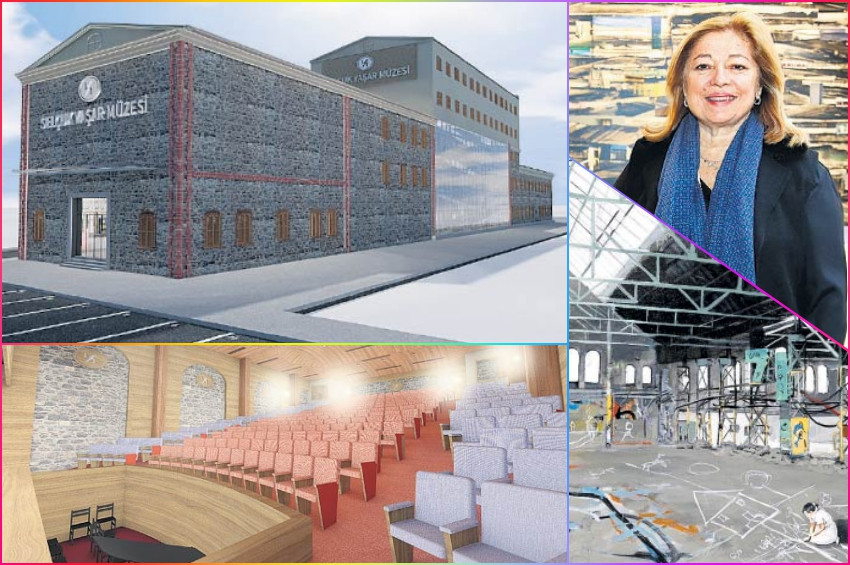 Yaşar Eğitim ve Kültür Vakfı İzmir'in ilk kent müzesini açacak