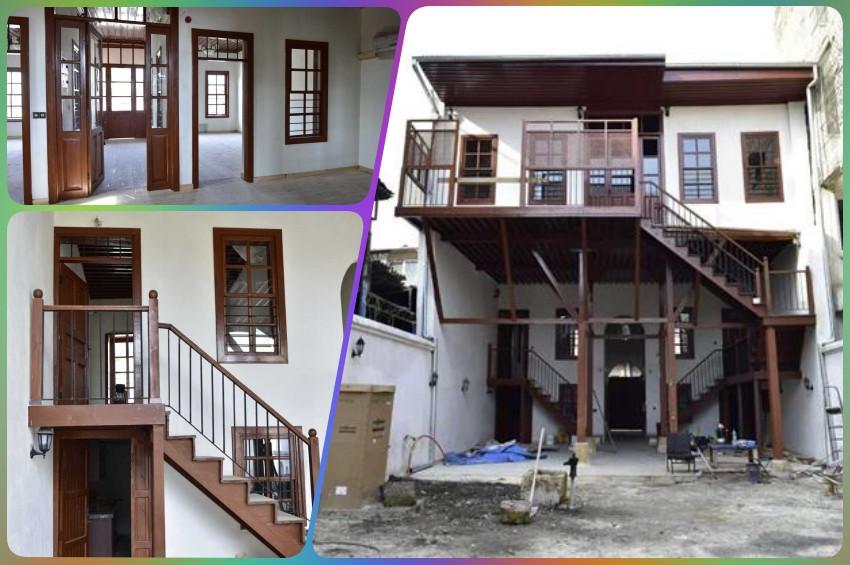 Restore edilen konak Adana Mutfak Müzesi olacak
