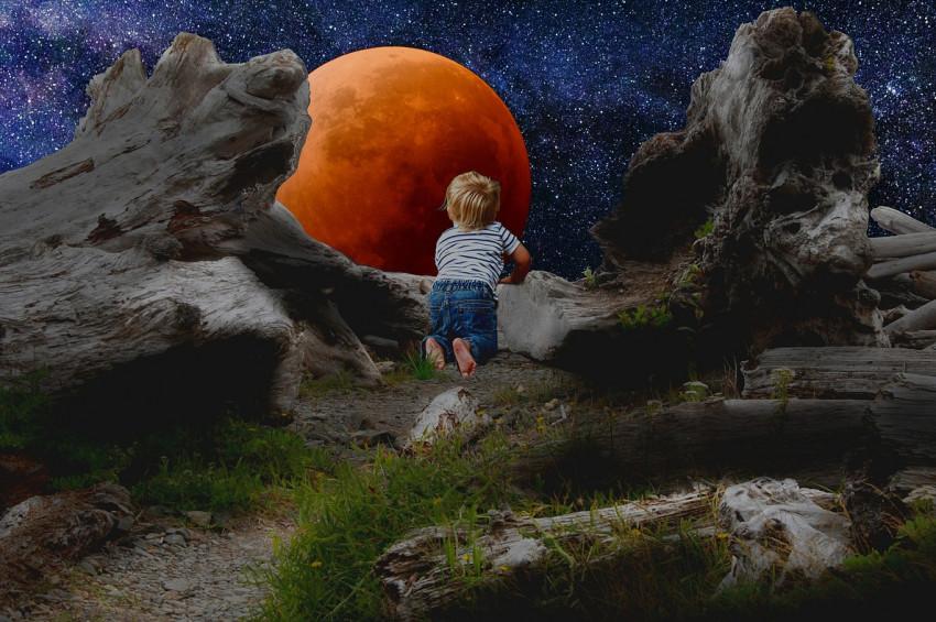20-21 Ocak Tam Ay Tutulması Blood Moon Kehanet Tetradı mıdır?