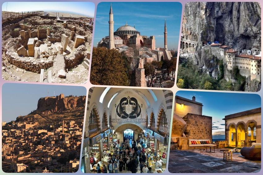 National Geographice göre Türkiyede ölmeden önce görülecek 6 yer
