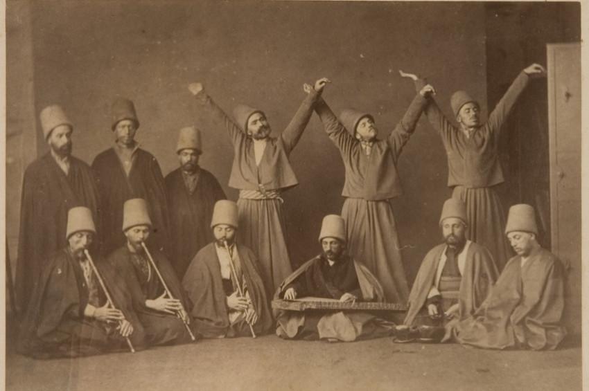 Arka Oda Toplantıları, İstanbul Mevlevihanelerinde Müzik ile başlıyor