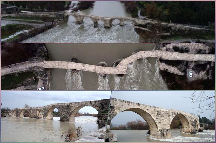 En görkemli köprümüz: Alaeddin Keykubad Köprüsü