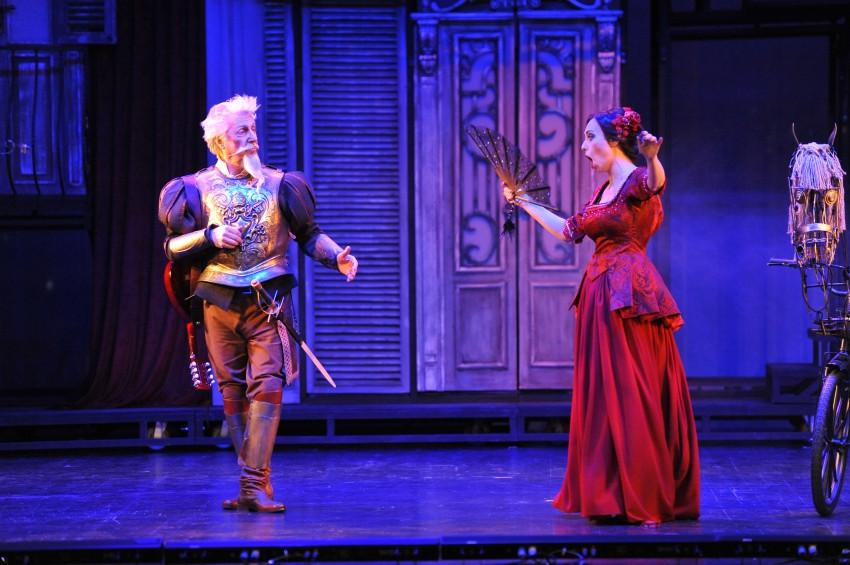 Don Kişot Operası Büyük Beğeni Topladı