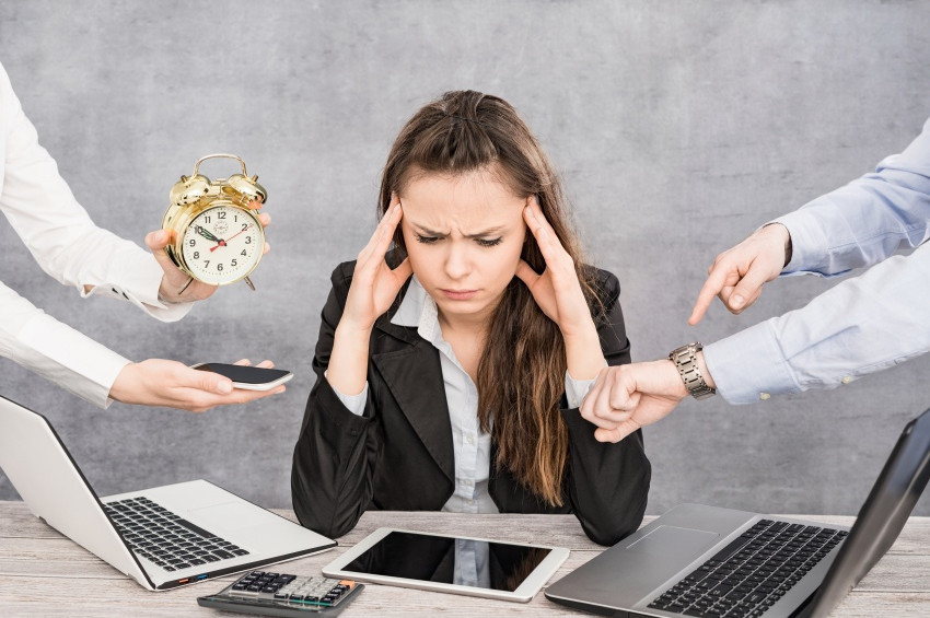 İş Stresi karşısında alınması gereken önlemler