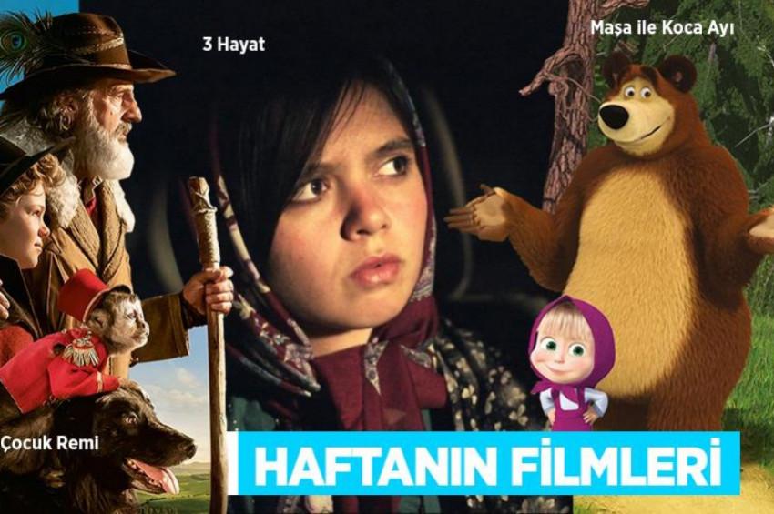 Sinemalarda bu hafta 8 film vizyona giriyor