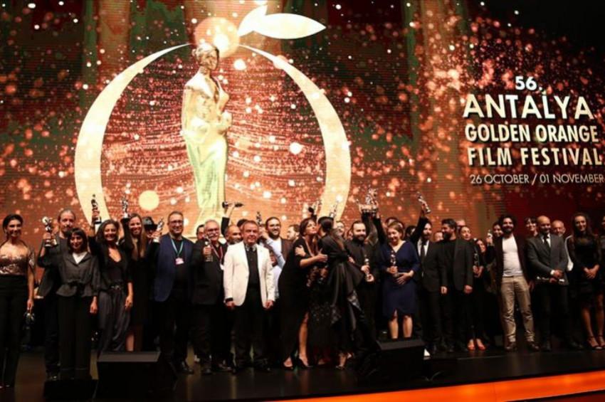Altın Portakal Film Festivali 2019 ödülleri verildi