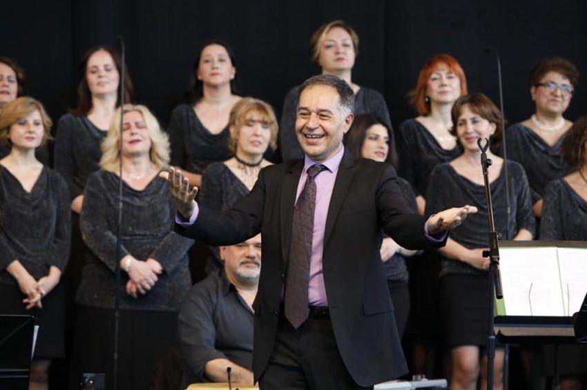 Yaşar Kemal Kültür Merkezinde Cemil Sağyaşar rüzgarı esecek
