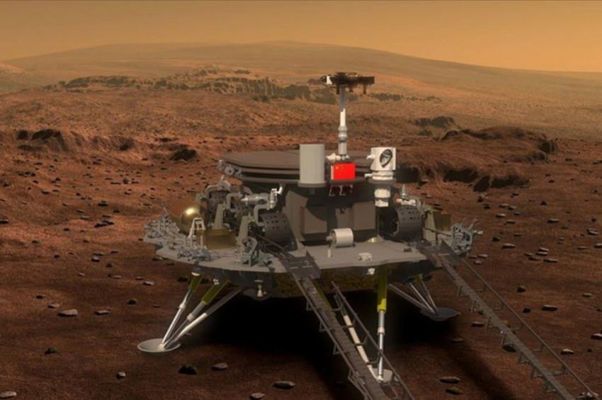 Mars'taki oksijen seviyesindeki değişim şaşırttı