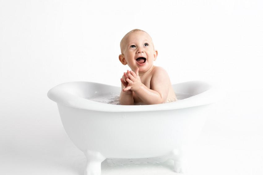 Bebek banyosuna dair temel bilgiler